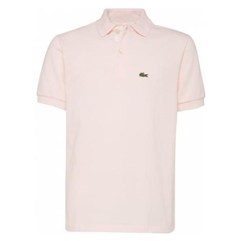 LACOSTE Koszulka różowy pudrowy