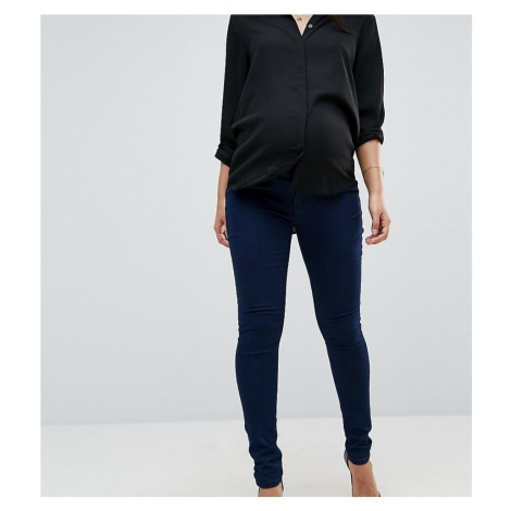 Bandia Maternity over the bump jegging with removable bump band