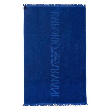Emporio Armani Ręcznik 211771 0P448 04433 Niebieski