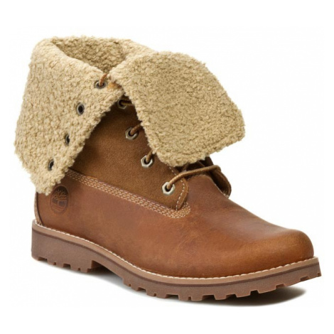 Trapery TIMBERLAND - Auth 6in Shrl Bt 50919/TB0509192141 Brown