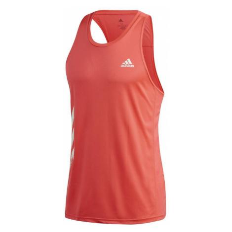 koszulka do biegania męska ADIDAS OWN THE RUN 3-STRIPES PB SINGLET / GC7896