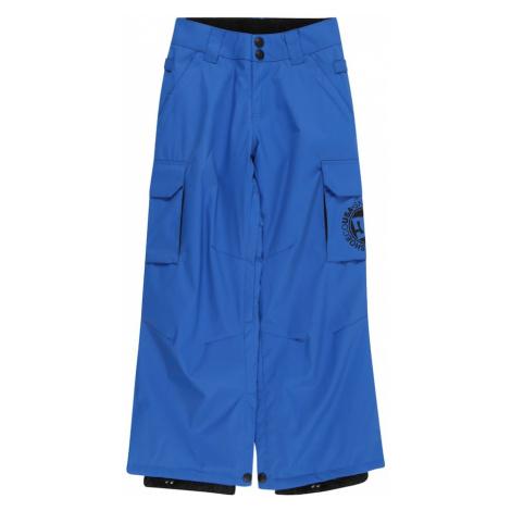 DC Shoes Spodnie outdoor 'BANSHEE' niebieski
