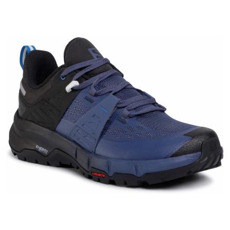 Trekkingi SALOMON - Odyssey W 411455 20 V0 Black/Crown Blue/Imperial Blue