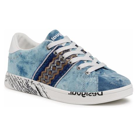 Sneakersy DESIGUAL - Cosmic 21SSKA16 5007