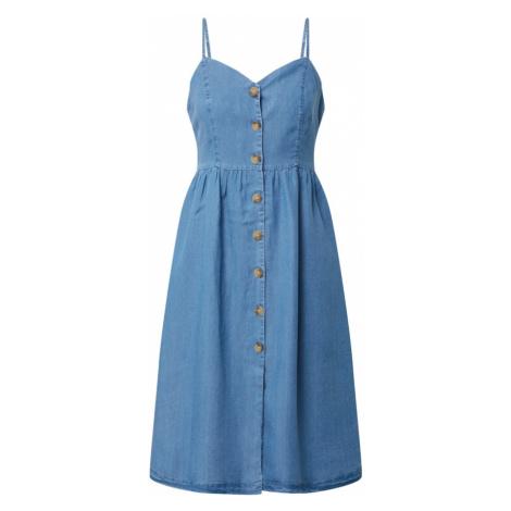 ONLY Sukienka 'Cuma' niebieski denim