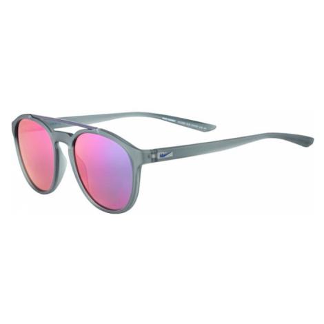 NIKE Sportowe okulary przeciwsłoneczne 'Kismet EV1203' szary