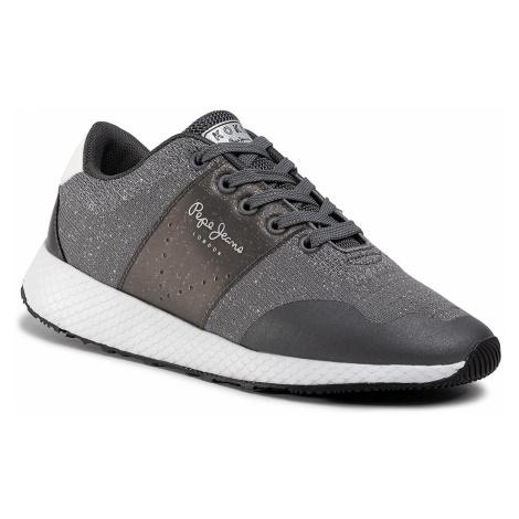 Sneakersy PEPE JEANS - Koko Sandy PLS30935 Smoke 926