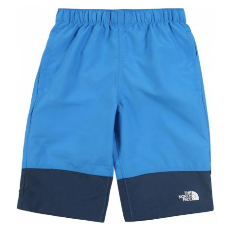 THE NORTH FACE Spodnie niebieski / czarny