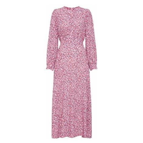 Closet London Sukienka różowy pudrowy