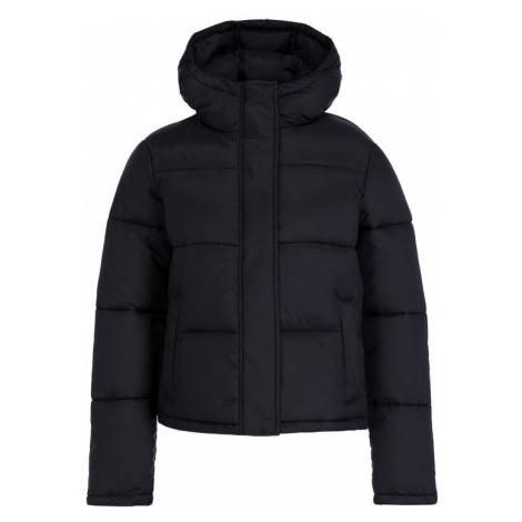 Calvin Klein Jeans Kurtka zimowa Monogram J20J212080 Czarny Regular Fit
