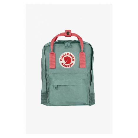 Plecak Fjallraven Kanken Mini F23561-664-319 Frost Green/peach Pink Fjällräven