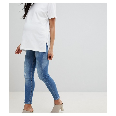 GeBe Maternity over-the-bump skinny jeans