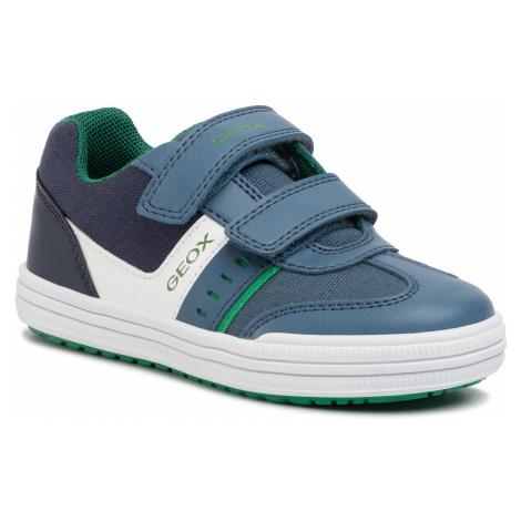 Sneakersy GEOX - J Elvis B J02A4B 0BU10 C4277 S Avio/Navy