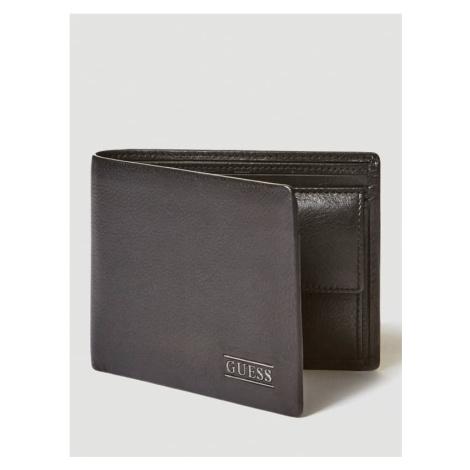 Męskie portfele,etui na dokumenty i wizytowniki Guess