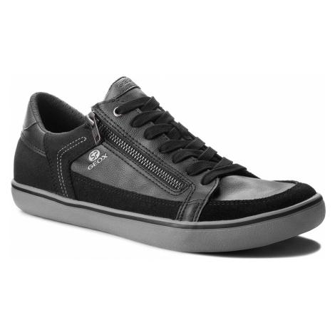 Sneakersy GEOX - U Halver A U843AA 054AU C9999 Black