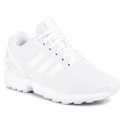 Buty adidas - Zx Flux S32277 Ftwwht/Ftwwht/Clgrey