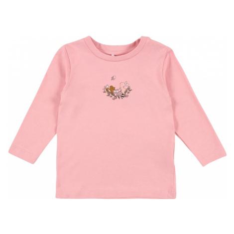 NAME IT Koszulka 'SOLAJMA' różowy pudrowy / mieszane kolory