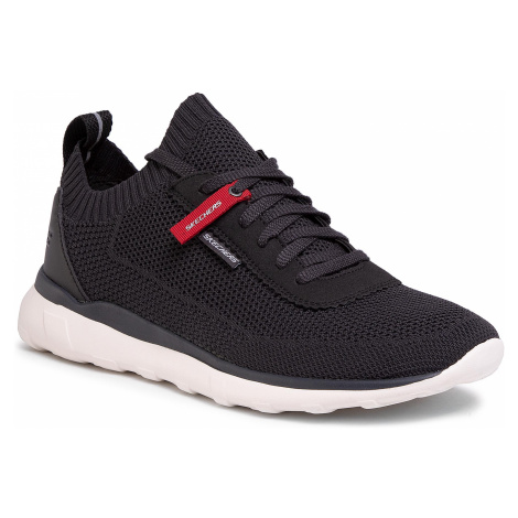 Sneakersy SKECHERS - Bulger 66407/CHAR Charcoal