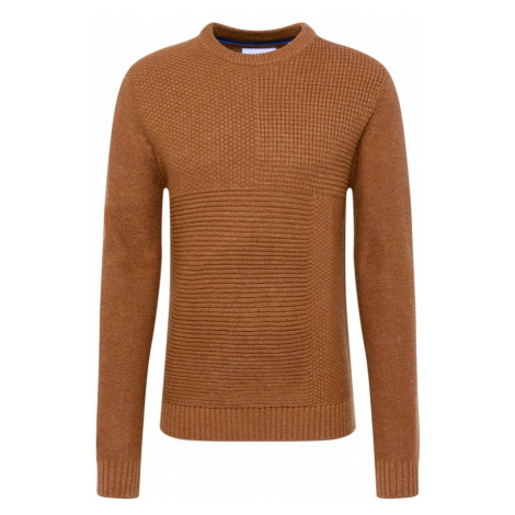 EDC BY ESPRIT Sweter camel