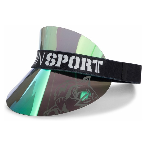 Daszek PLEIN SPORT - Visor Hat 000 MAC0395 STE003N Green 05