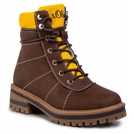Trapery S.OLIVER - 5-26217-23 Brown 300