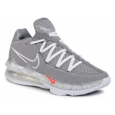 Nike Buty Lebron XVII Low CD5007 004 Szary
