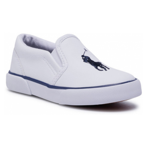 Polo Ralph Lauren Tenisówki Toddler RF102594 Biały