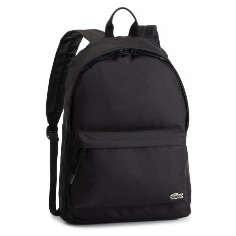 Plecak LACOSTE - NH2677NE Black 991
