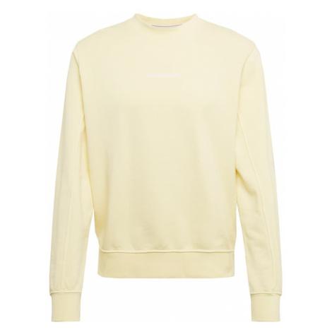 Calvin Klein Jeans Bluzka sportowa 'INSTIT' pastelowo-żółty
