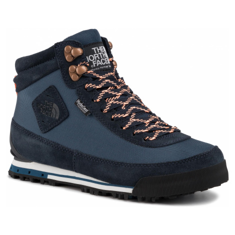 Trekkingi THE NORTH FACE - Back-To-Berkeley Boot II NF00A1MFH50 Urban Navy/Moroccan Blue
