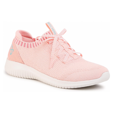 Buty SKECHERS - Rapid Attention 149065/CRL Coral