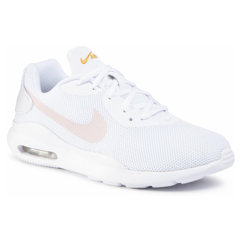 Buty NIKE - Air Max Oketo CD5448 100 White/Barely Rose/Pollen Rise