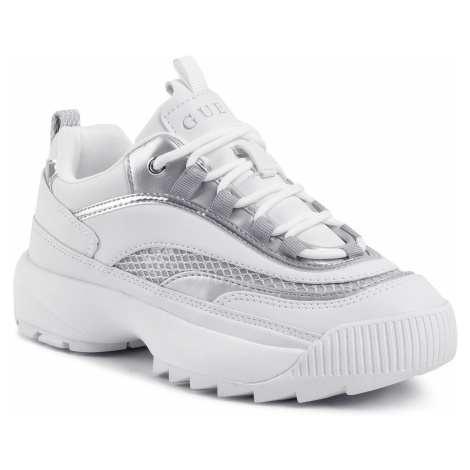 Sneakersy GUESS - Kaysie5 FL5KAY ELE12 WHITE