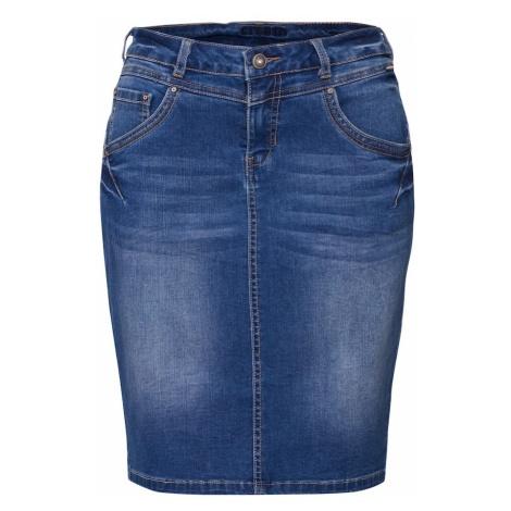Cream Spódnica 'Amalie' niebieski denim