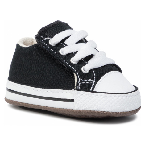 Tenisówki CONVERSE - Ctas Cribster Mid 865156C Black/Natural Invory/White