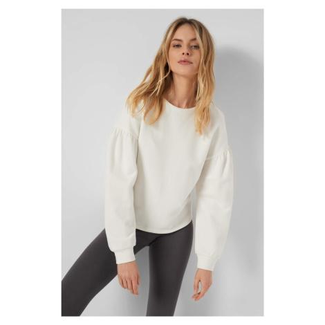Bluza z bufiastymi rękawami Orsay