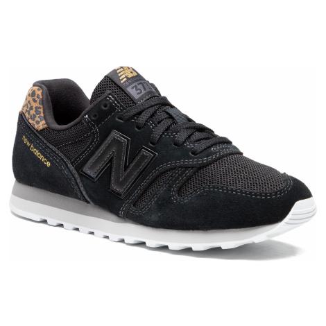 Sneakersy NEW BALANCE - WL373JB2 Czarny