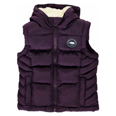SoulCal Gilet Infant Girls Soulcal & Co