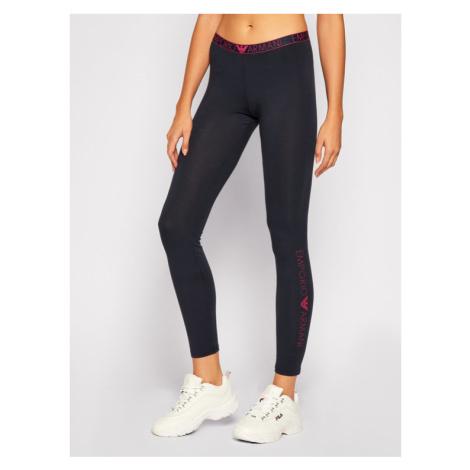 Emporio Armani Underwear Spodnie piżamowe 163620 0A317 00637 Granatowy