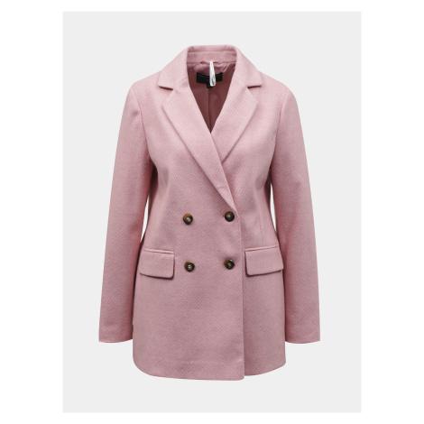 Różowy damski płaszcz Dorothy Perkins