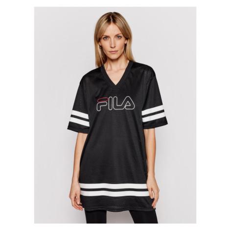 Fila T-Shirt Jala 683299 Czarny Oversize