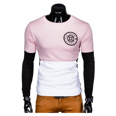 Inny Men's printed sweatshirt B913