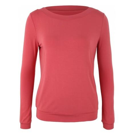 CURARE Yogawear Koszulka funkcyjna koralowy