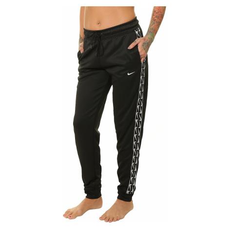 spodnie dresowe Nike Sportswear Jogger Logo Tape - 010/Black/White