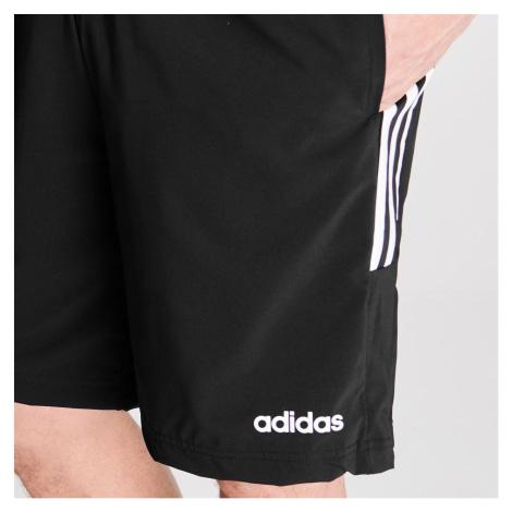 Adidas Mens 3-Stripes Shorts