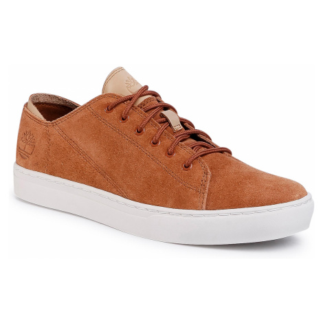 Sneakersy TIMBERLAND - Adv 2.0 Cupsole Modern Ox TB0A2DHPK43 Medium Brown Suede