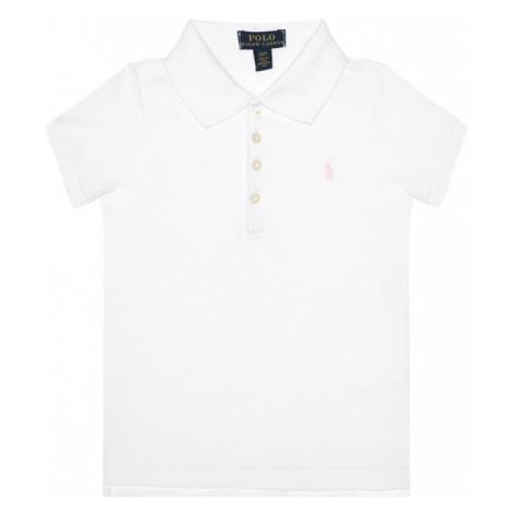 Polo Ralph Lauren Polo Core Replen 311573242 Biały Regular Fit