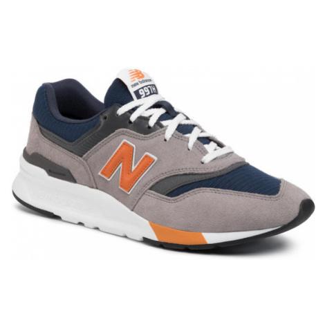 New Balance Sneakersy CM997HEX Szary