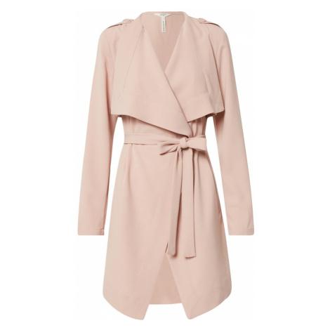 OBJECT Płaszcz przejściowy 'OBJAnnlee' różowy pudrowy