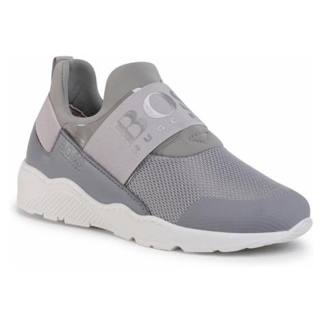 Sneakersy BOSS - J29J93 S Medium Grey 045 Hugo Boss